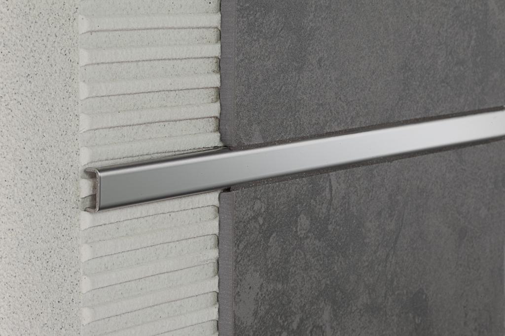 Prolist dekoracyjna listwa ze stali nierdzewnej do p ytek - Profili acciaio per piastrelle prezzi ...